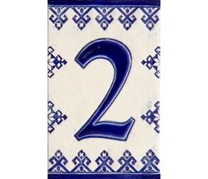 Ceramic number - 2