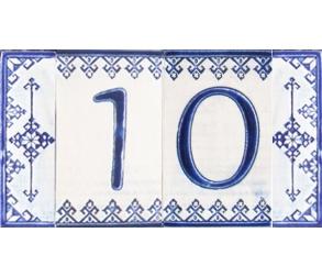 Ceramic number - 0
